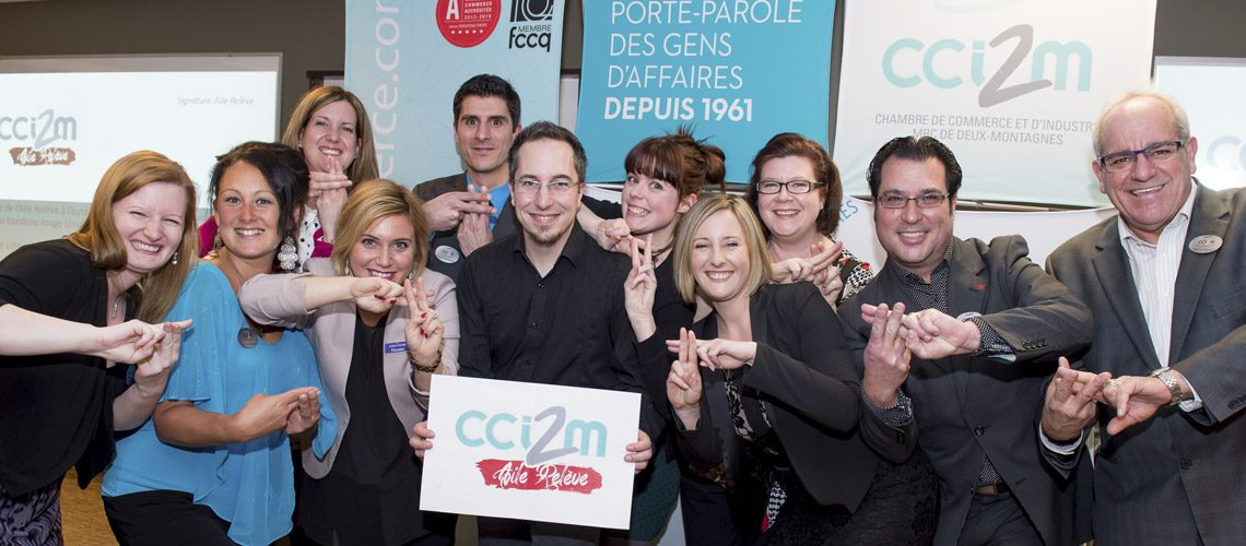 Social Web partner up with CCI2M