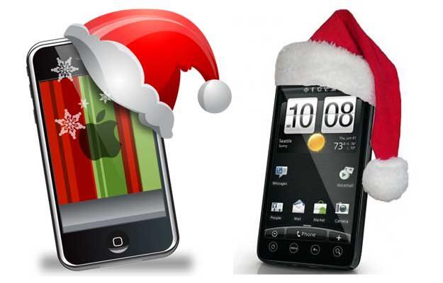 5 applications mobiles pour les fêtes
