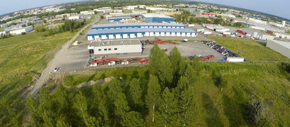 Aerial Video for Innoparc Albastros