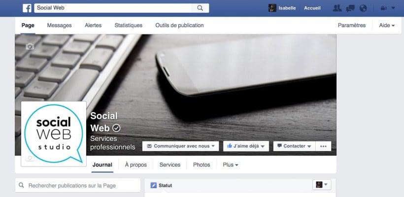 Les nouvelles fonctionnalités des pages Facebook entreprises