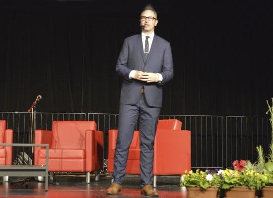 Gestion de communauté pour le Forum Innovation